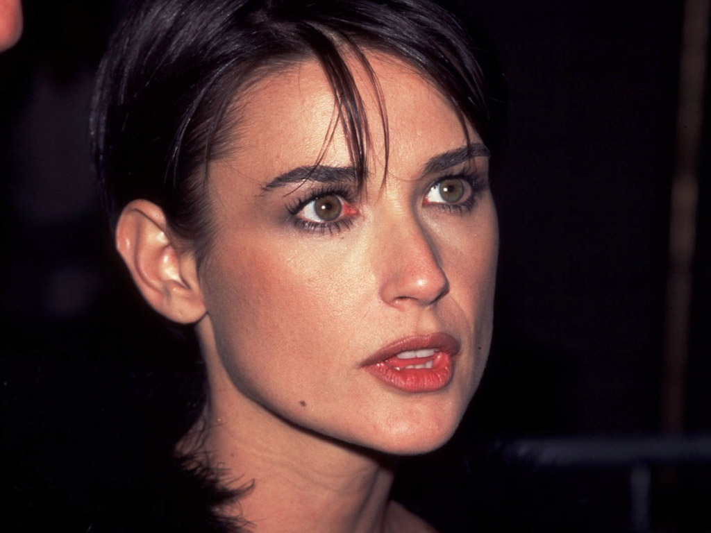 celebrity news demi moore