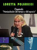 Chemtrails: Manipulación del tiempo y del espacio.