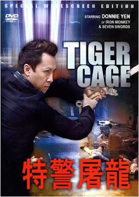 Đặc Cảnh Đồ Long 1 - Tiger Cage 1