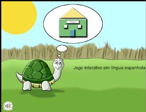 Jogo interativo em Espanhol