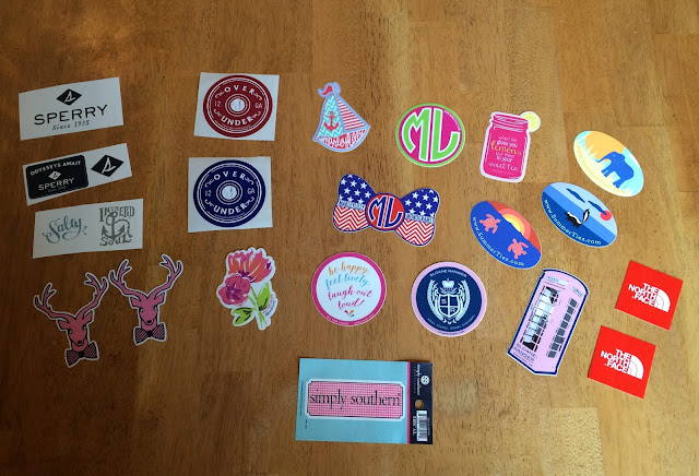 how to get preppy stickers for free