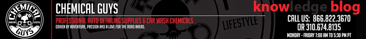 Chemical Guys Auto Detailing & Car Washing Supplies