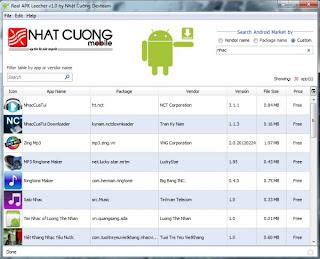 Download app android .apk ke pc notebook netbook gratis
