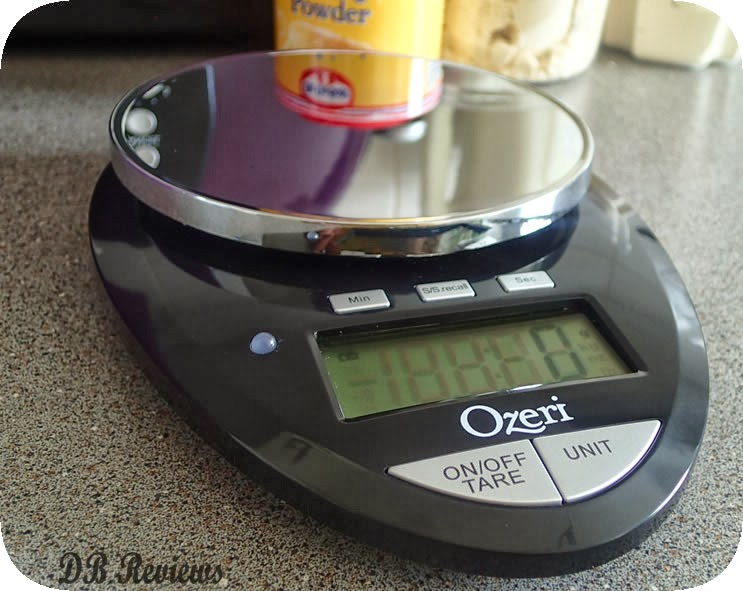 Ozeri Kitchen Scales Review
