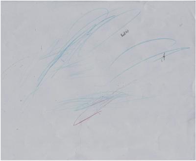 Kindertekeningen Leeftijdscategorie 3 Jaar