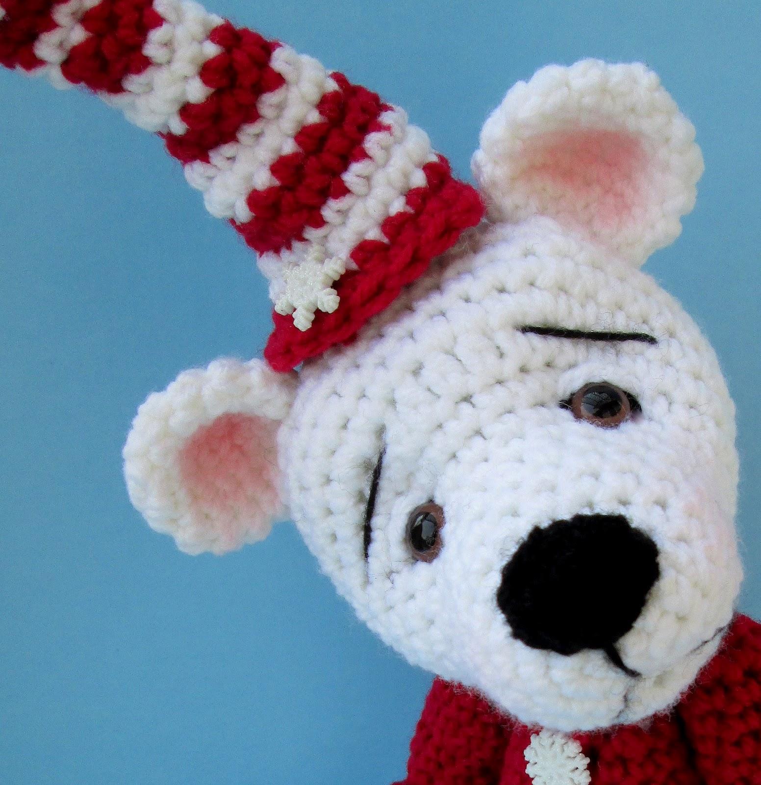 Teris blog love those bears new polar bear crochet pattern love those bears new polar bear crochet pattern dt1010fo