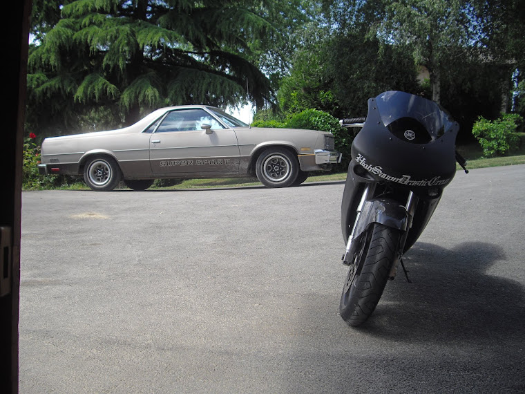 V8 5000cc Vs 4 en Carré 500cc