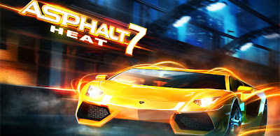 crack Asphalt 7 Heat 1.0.4 Full APK for Android + DATA