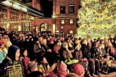 toronto christmas market 2010