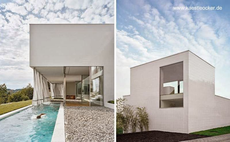 Arquitectura de casas casas modernas im genes seleccionadas for Casa moderna blanca