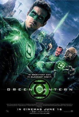 Sinopsis Review Video Filem Green Lantern