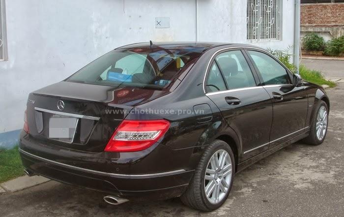 Cần thuê xe Mercedes C200 đời mới 1