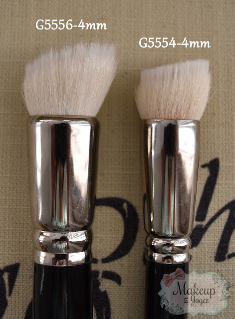 Hakuhodo G5554-4mm Brush Review