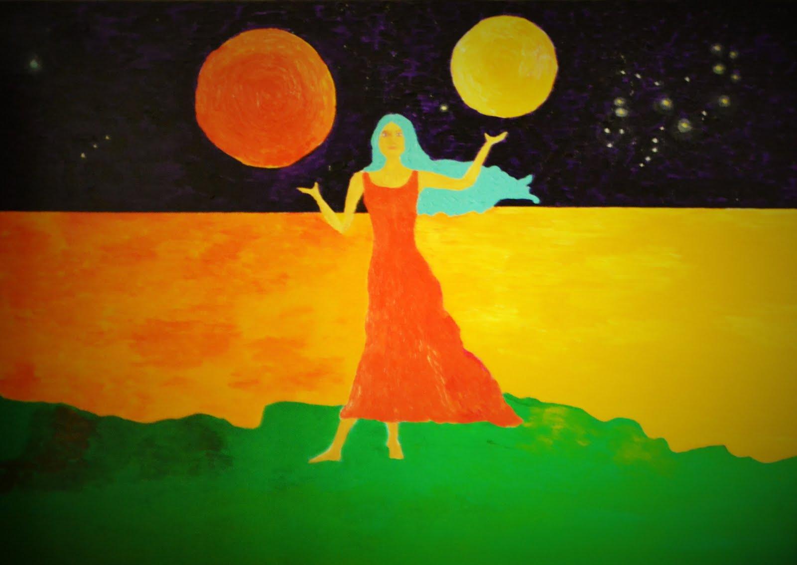 Renacer: jugando con los astros
