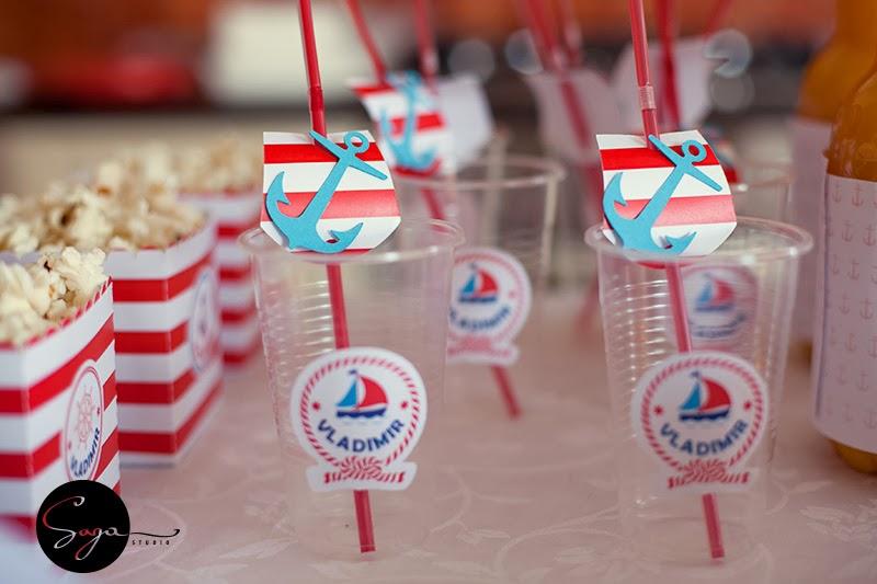 paie suc petrecere navy, stegulete paie personalizate, tema marina, petreceri personalizate