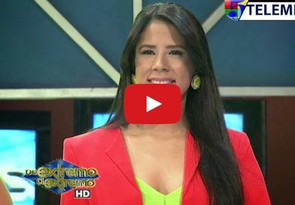 Julieta Arias Nueva Presentadora de Extremo a Extremo