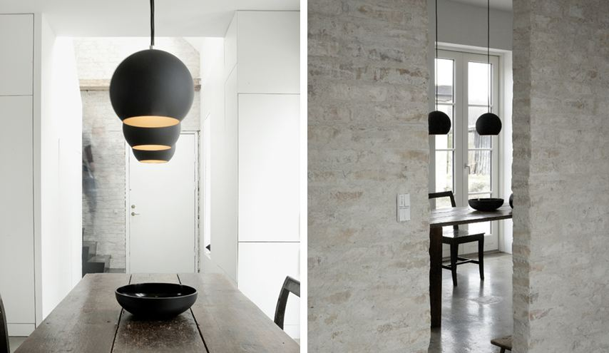 cheap to chic: black pendant lights! (take two) | nbaynadamas