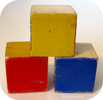 Building Blocks at RainbowsWithinReach