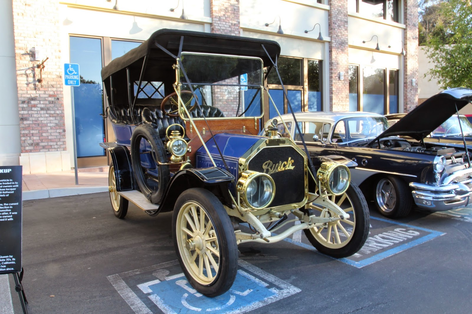 California Car Spotting: Weird and Wonderful Cars at Cars and ...