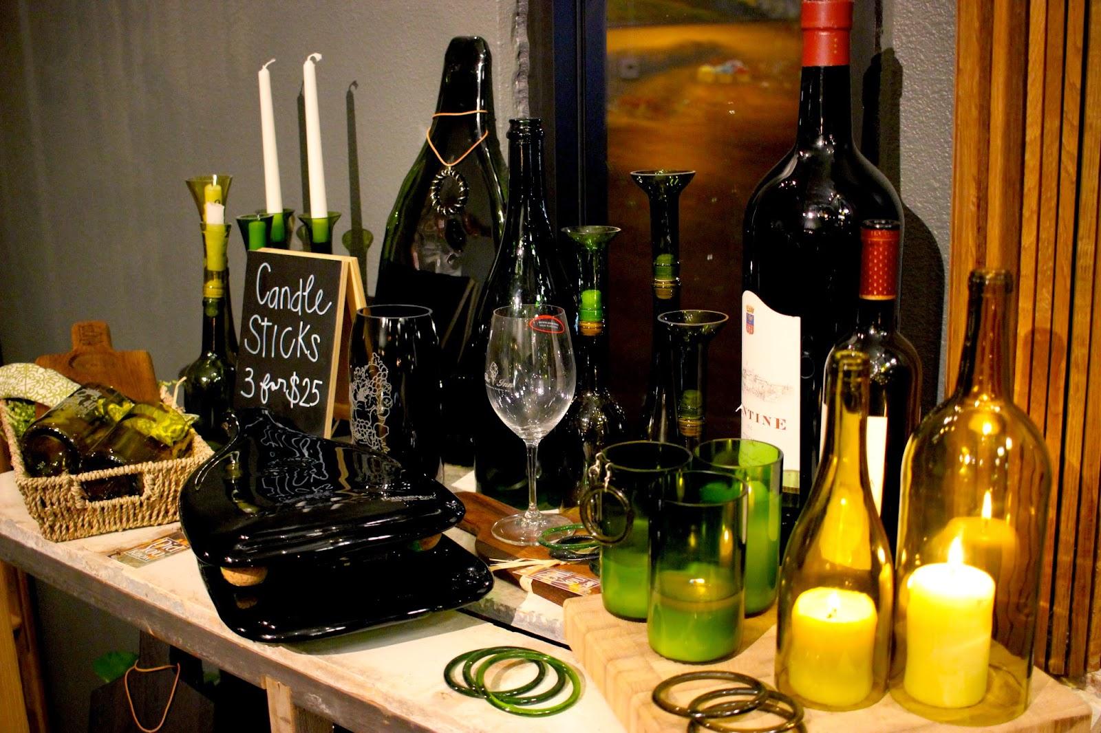 Bottles & Wood