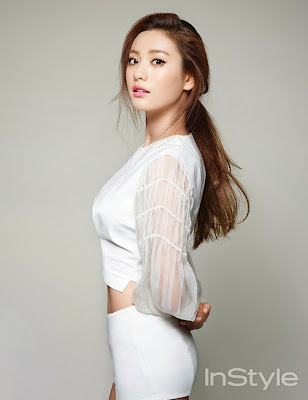 Nana After School - InStyle Magazine April Issue 2015