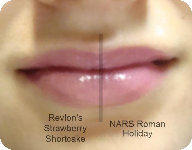Nars Roman Holiday Nail Polish And Nars Roman Holiday to