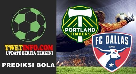 Prediksi Portland Timbers vs Dallas