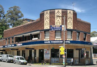 The Kauri Foreshore Hotel