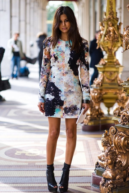 abiti stampa a fiori stampa floreale come abbinare la stampa a fiori come abbinare la stampa floreale tendenze estate 2015 street style fashion blogger italiane fashionblog italiani blog di moda moda fashion floral print how to wear floral print floral print outfits floral print inspiration