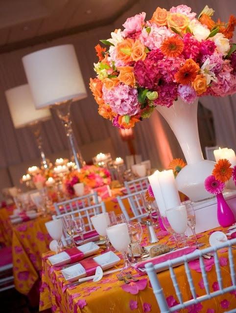Bodas romanticas y coloridas ideas para la decoraci n de - Bodas sencillas y romanticas ...