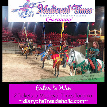 Medieval Times Giveaway!