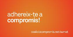 ADHEREIX-TE A COMPROMÍS!