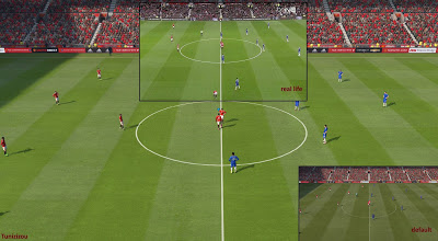 PES 2016 Realistic Pitch v0.1 by Tunizizou