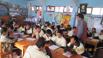 INSTITUCIÓN EDUCATIVA SANTO DOMINGO DE GUZMAN DE LA CIUDAD DE YUNGAY