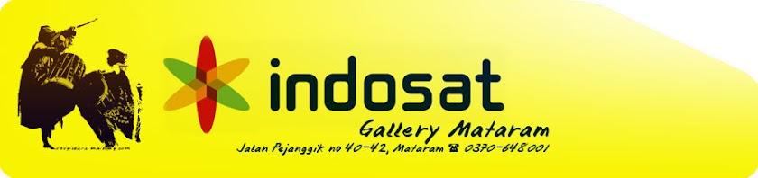 Indosat Gallery Mataram