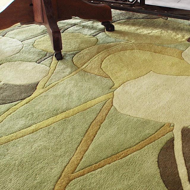 Teppich, Neuseeland Schurwolle