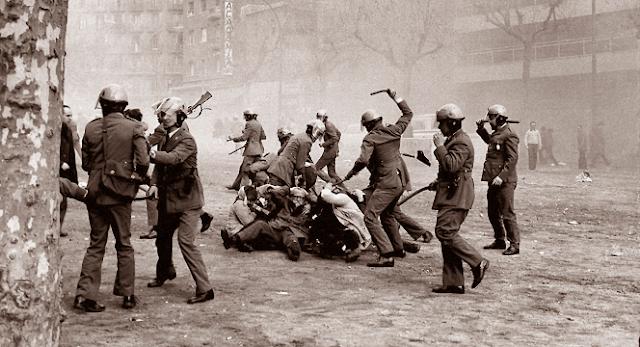 Represión Franquista