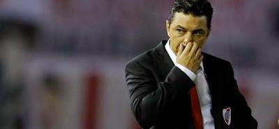 Gallardo, River Plate, River, Cruzeiro, Copa Libertadores, Libertadores, 2015