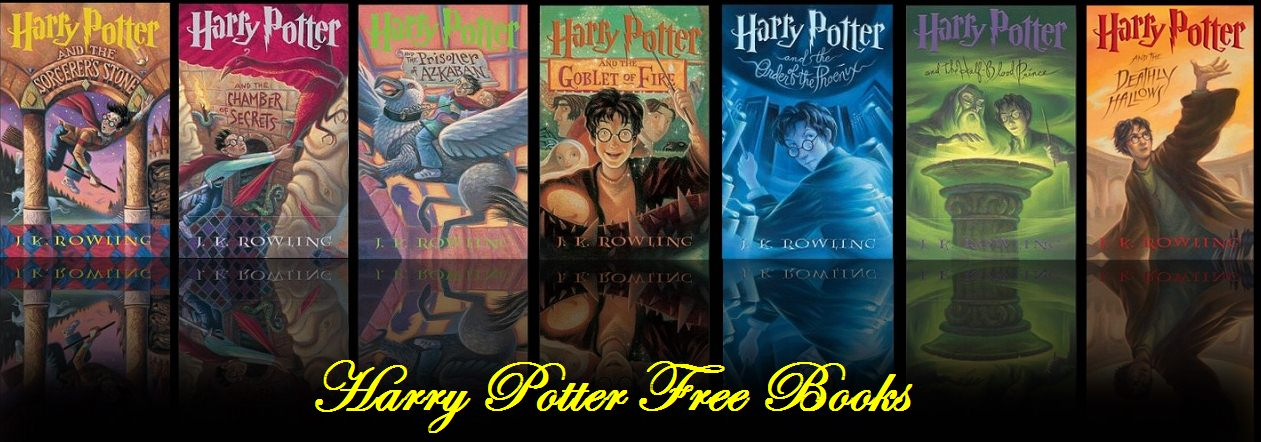 Free Harry Potter Books