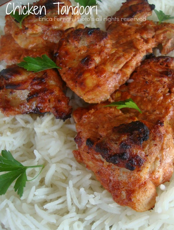 Ricetta pollo tandoori masala