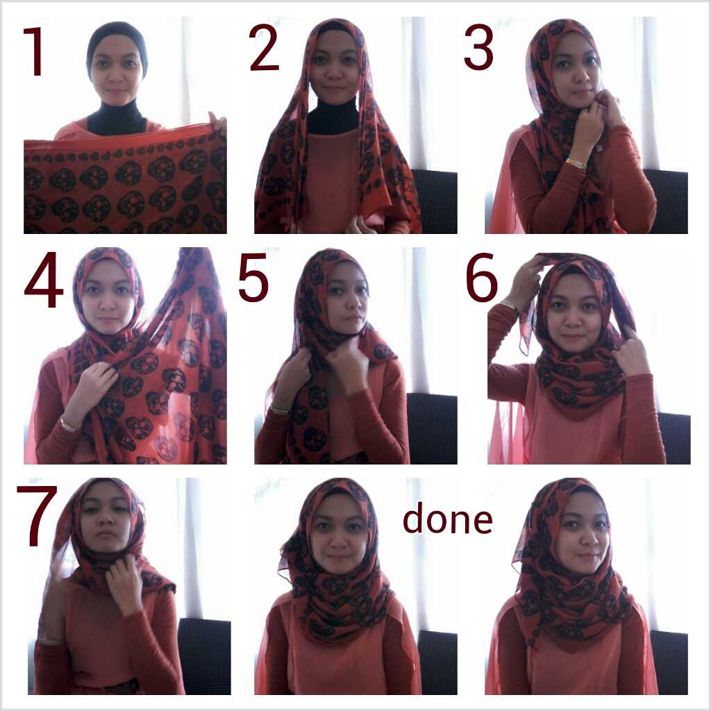 Wardrobe And Me Maxi Scarf Tutorial