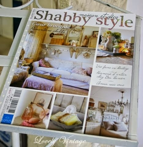 """Shabby Style Maison et Deco"" April / Mai 2014"