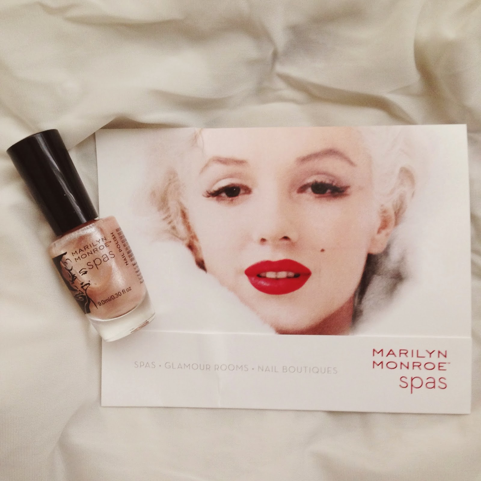 paperphlox|: marilyn monroe spas nail polish review