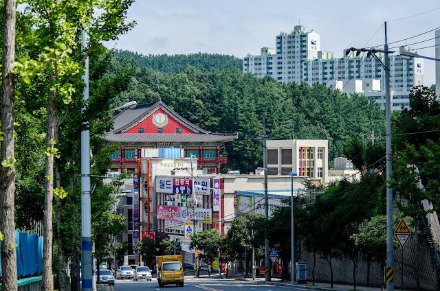 Temple Pohang South Korea