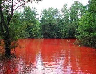 danau merah