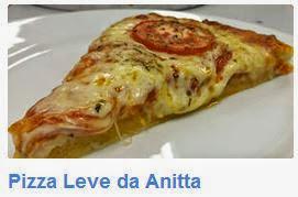 Pizza Leve da Anitta na Ana Maria Braga