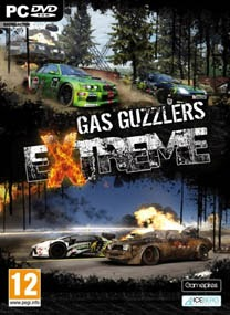 Gas Guzzlers Extreme PC Coverbox Gas Guzzlers Extreme RELOADED