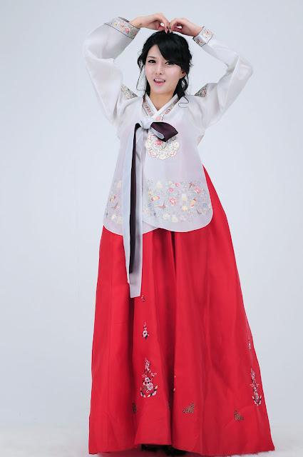 Cha Sung Hwa - Korean Traditional Costume Fashion