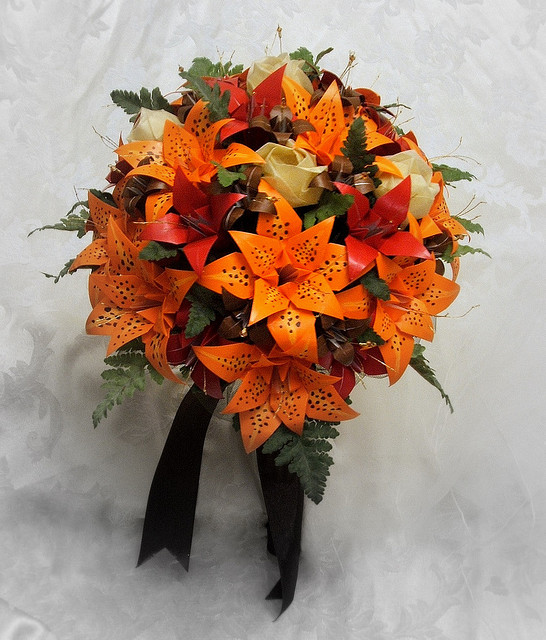 Autumn Bridal Bouquets4