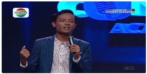 Peserta Stand Up Comedy Academy yang Gantung Mik Tgl 26 Oktober 2015 (Babak 14 Besar)
